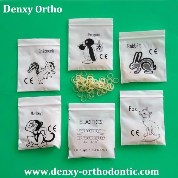 Rubber Bands Elastic Dental Elastics Orthodontic Elastics Elastics