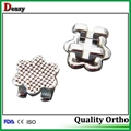 Dental orthodontic fashion brackets cartoon brackets orthodontic braces