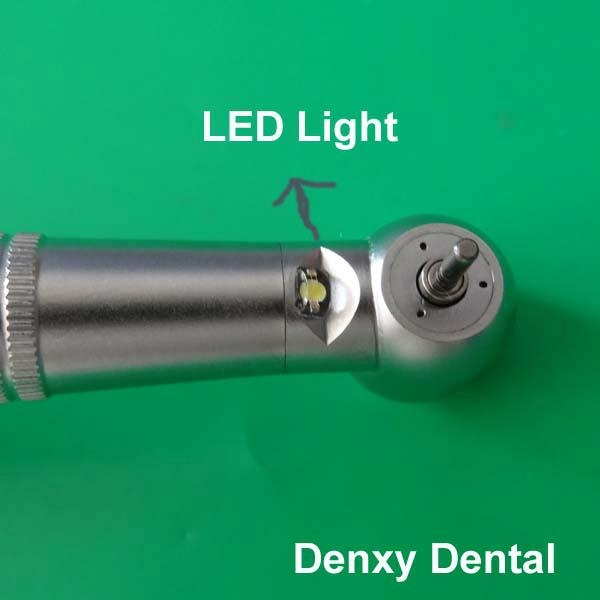 With LED Light Dental handpiece  Push button handpiece Dental Products 2