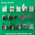 Dental Bracket Orthodontic Bracket Orthodontic braces dental supply
