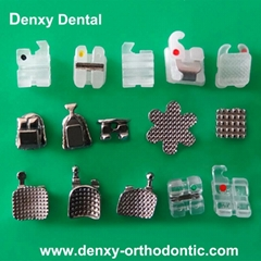 Dental Bracket Orthodontic Bracket