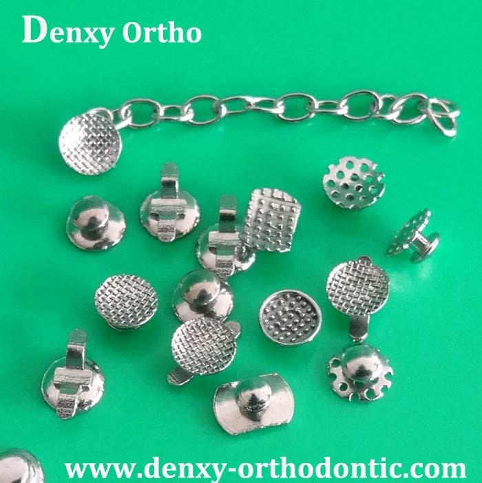 Most kinds Dental Lingual Button Dental accessories Orthodontic Lingual button 10