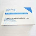 Orthodontic adhesive Ortho Force Light cure Bonding / Glue self cure adhesive