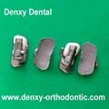 Sandblast Molar Buccal Tubes Dental Orthodontic material