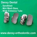 Sandblast Molar Buccal Tubes Dental