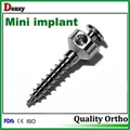 Ortho Implant Screw