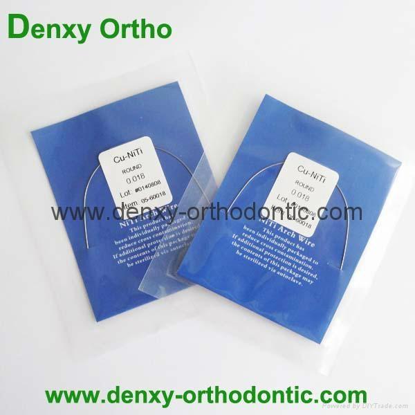 A Quality-Cu-Niti / Copper Niti Arch Wire Orthodontic Niti arch wire ...