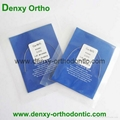 A Quality-Cu-Niti / Copper Niti Arch Wire Orthodontic Niti arch wire