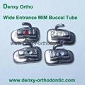 convertible buccal tube dental tube orthodontic molar tube