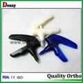 Orthodontic ligature gun shooter ligature shooter