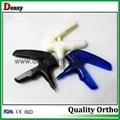 Orthodontic ligature gun shooter ligature shooter