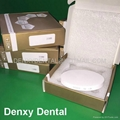 Ultra translucent dental zirconia block /dental zirconia disc