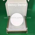 Ultra translucent dental zirconia block