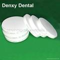 Pre-shaded zirconia block Dental zirconia disc Dental Ceramic blocks