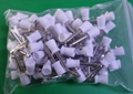 Accessory Dental Disposable Latch Type  Flat  prophy brushes 8