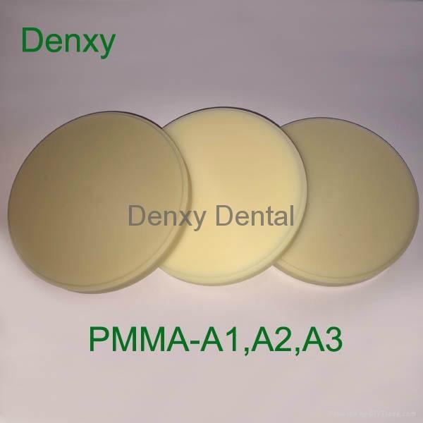 Dental Blocks Dental PMMA blocks 1