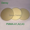 Dental Blocks Dental PMMA blocks