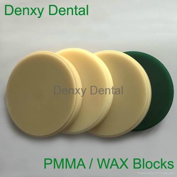 Dental Blocks Dental PMMA blocks 2
