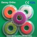 Orthodontic power chain
