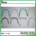 Orthodontic niti arch wire Orthodontic arch wire Orthodontic wire