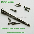 Micro implant Screw System Orthodontic Implant Dental Anchorage for orthodontic 6