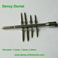 Orthodontic Implants Dental Implant mini implant micro implant