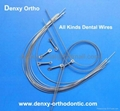 Open spring Orthodontic material