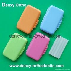 dental wax / orthodontic wax / fruit flavor dental wax patient protect wax