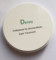 Dental zirconia disc Ceramic blocks dental zirconia block