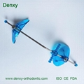 dental products reverse pull headgear dental instrument orthodontic head gear