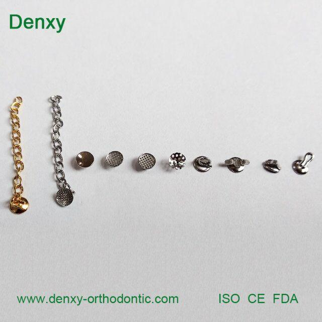 Most kinds Dental Lingual Button Dental accessories Orthodontic Lingual button 16