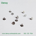 Most kinds Dental Lingual Button Dental accessories Orthodontic Lingual button