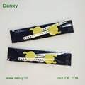 Safety Neck Pad Orthodontic Attachment