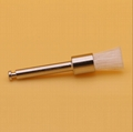 Accessory Dental Disposable Latch Type  Flat  prophy brushes