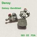Galaxy Brackets Sandblast brackets