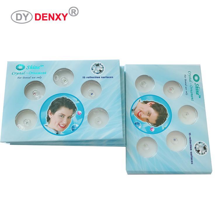 StoneTooth Ornament Teeth Decoration Dental accessory Diamond Dental Beauty  7