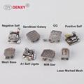 Denxy Orthodontic brackets Self ligating brackets