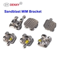 Sandblast Bracket Galaxy Bracket MIM Monoblock bracket Orthodontic Bracket
