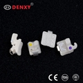 Dental braces ceramic self ligation brackets self ligating brackets self ligate