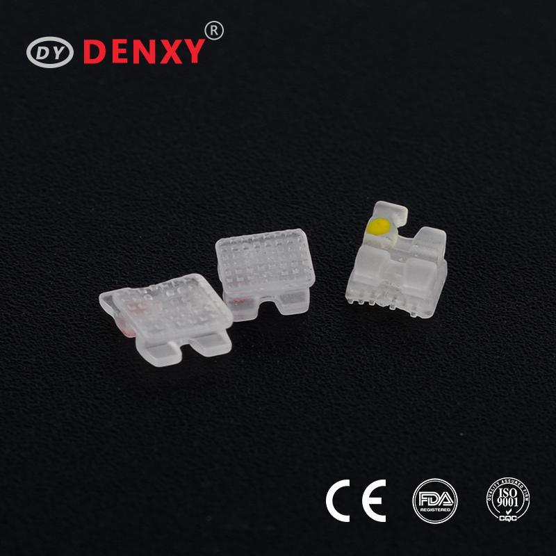 Denxy Dental Supplies Orthodontic material supplier ceramic bracket 1