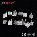 Denxy Dental Supplies Orthodontic material supplier ceramic bracket 2
