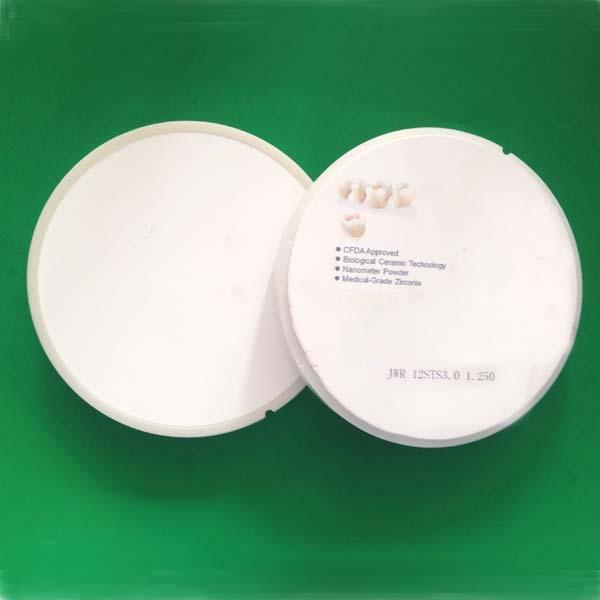 3D Multilayer zirconia block Denxy Dental disk Dental lab Product 5
