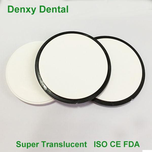 3D Multilayer zirconia block Denxy Dental disk Dental lab Product 6