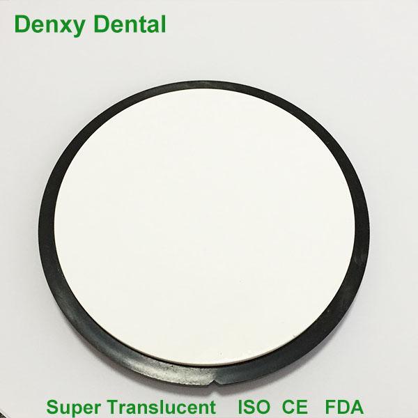 3D Multilayer zirconia block Denxy Dental disk Dental lab Product 2