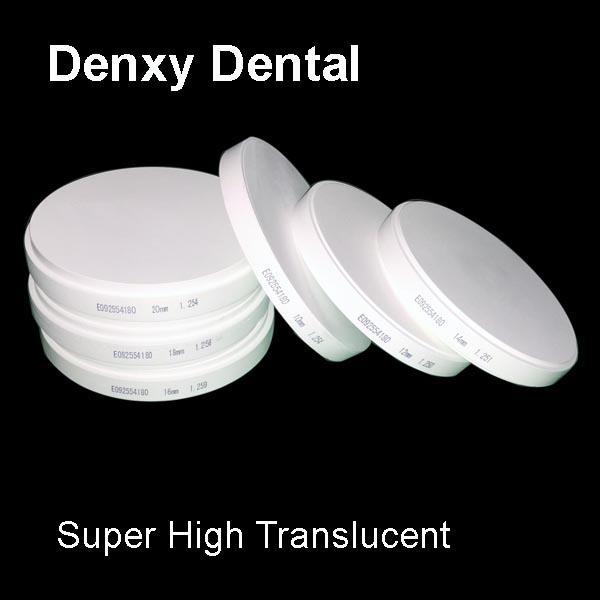 3D Multilayer zirconia block Denxy Dental disk Dental lab Product