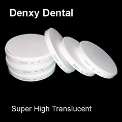 3D Multilayer zirconia block Denxy Dental disk Dental lab Product (Hot Product - 1*)
