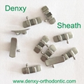 Ortho Lingual sheath-Orthodontic palatal bars Dental materials