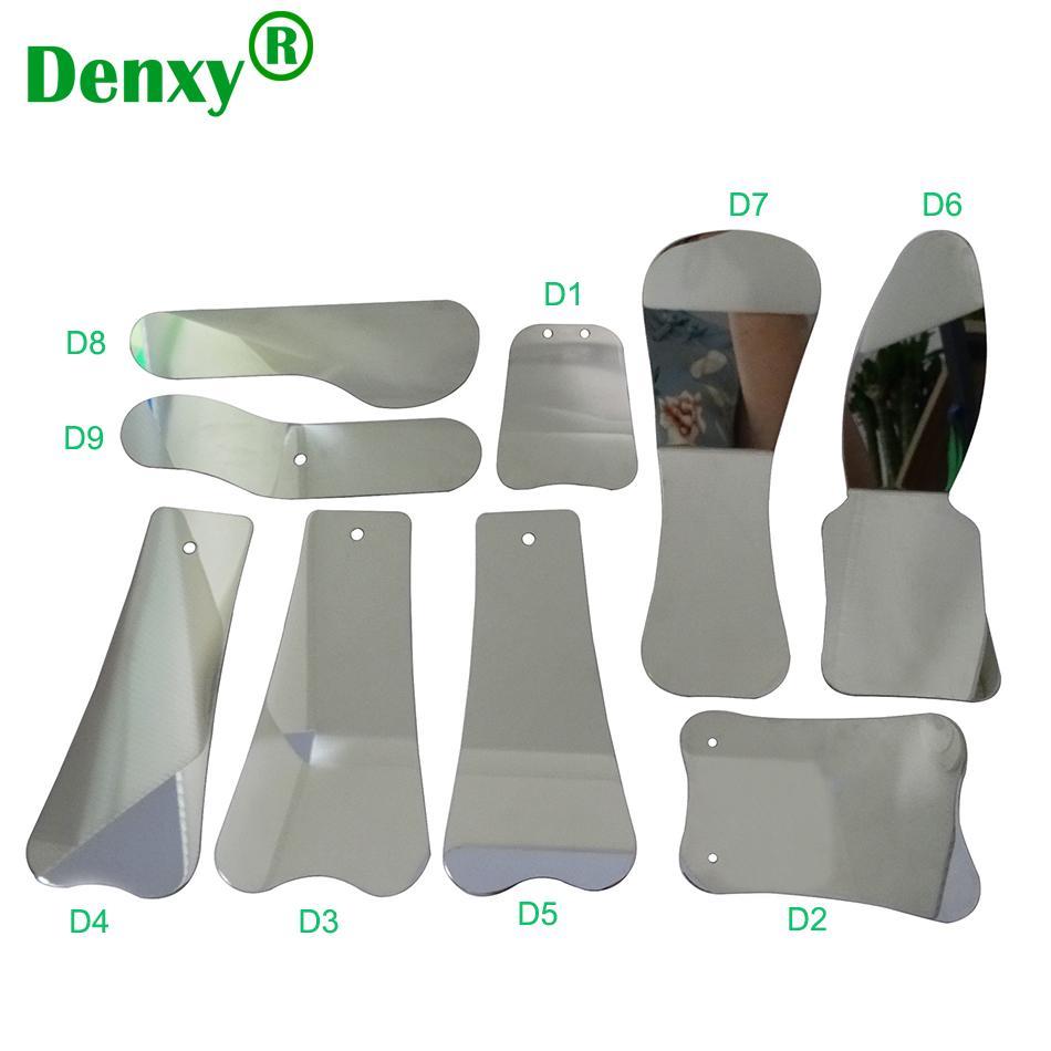 Dental Mirror Dental Stainless Steel Mirror Orthodontic 2
