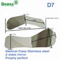 Dental Mirror Dental Stainless Steel Mirror Orthodontic
