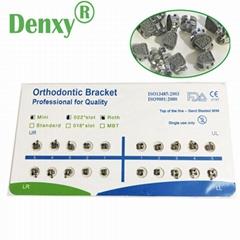 Top Quality DC Bracket Dental Bracket Orthodontic Bracket Dental Brace Roth MBT (Hot Product - 1*)